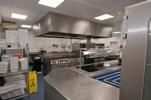 Chelmer Valley High School - Kitchen Refurbishment