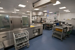 Chelmer Valley High School - Kitchen Refurbishment