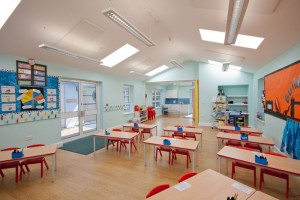 Britannia Village Primary School - New Classbase