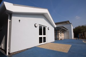 Britannia Village Primary School - New Classbase