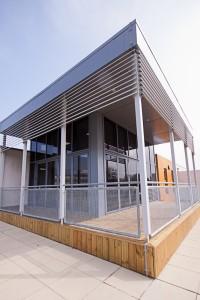 King John School Humanities Building