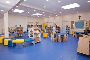 St Annes Whitechapel Library