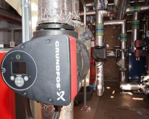 St Marks School Boilers