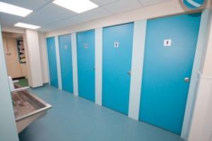 Benyon Primary School Toilets
