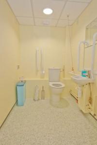 Dilkes Academy New Clasroom Bathroom