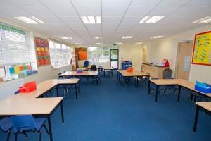 Dilkes Academy New Clasroom