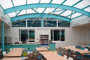 Gable Hall School - Dining Area