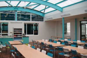 Gable Hall School - Dining Area