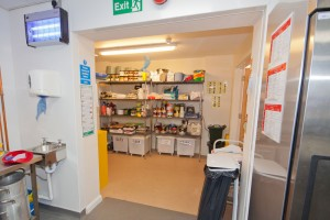Great Leighs Primary School Kitchen