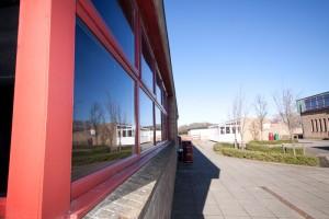 St Marks School New Windows