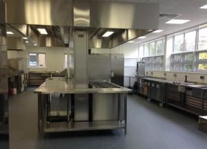 The King John School - Kitchen