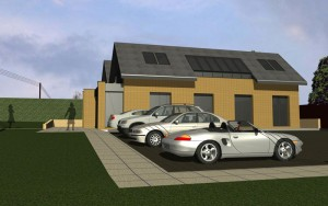 Crays Hill Surgery Rendering