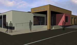 Youth Centre Render
