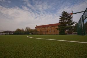 St Patricks MUGA Field