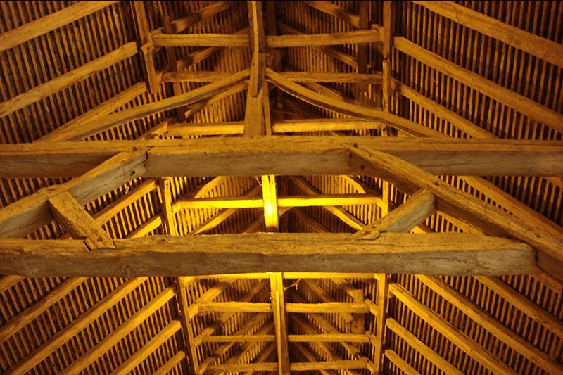 Cressing Temple Barley Barn - Heritage Site Training