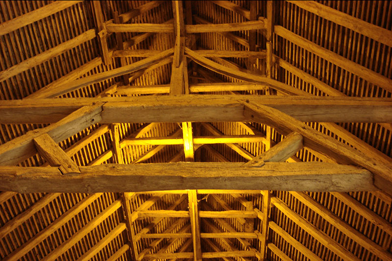 Cressing Temple Barley Barn - Heritage Site Training