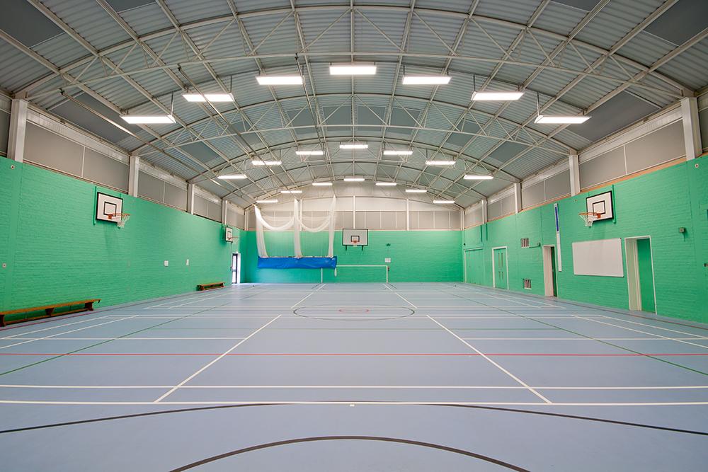 Gable Hall School Sportshall Refurbishment And Extension