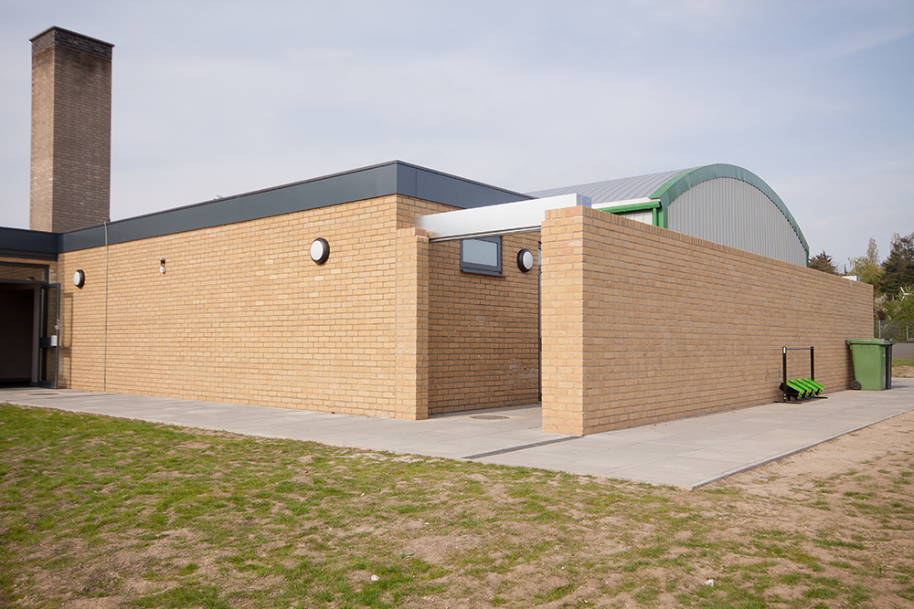 Gable Hall School Sportshall Refurbishment And Extension