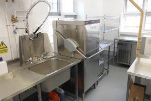 Aldborough School Kitchen