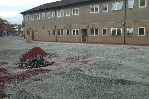 Avenue Primary School MUGA Area Development