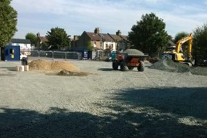 Avenue Primary School MUGA Area Development
