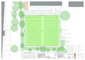 St Patrick's MUGA Activity Area Plan