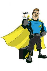 Gas Safety hero Doug