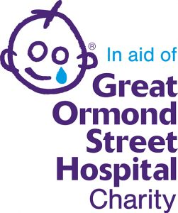 In aid of the Great Ormond Street Hospital Charity