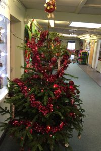 Greensted Juniors School Christmas Tree