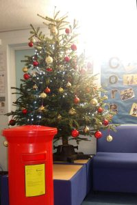 Kenningtons Primary Academy Christmas Tree