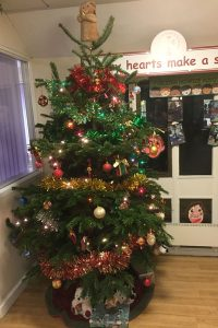 Trinity st Marys Cofe Va Primary School Christmas Tree