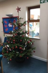 Willowbrook Primary School Christmas Tree