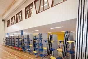 Roding Primary School - Mezzanine and Cafeteria