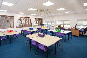 Roding Primary School - Mezzanine