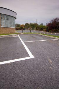 The King John School - Car Park