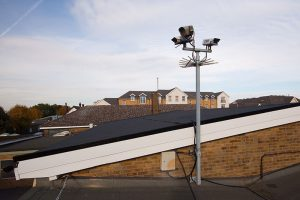 St. Mary's Catholic Primary School - Roofing works