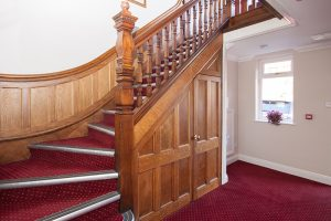 Sandon Brook Manor - Cleaning