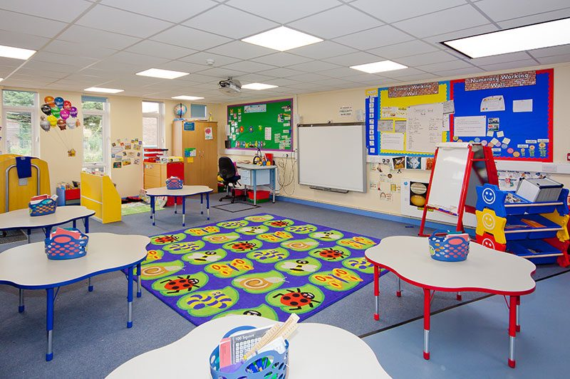 Modern Day Classroom Design ~ Corringham primary school new classroom munday and cramer