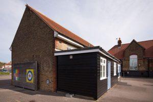 Corringham Primary School Underpinning