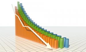 House price decrease in Halifax House Price Index