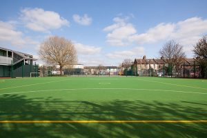Avenue Primary School, East London MUGA