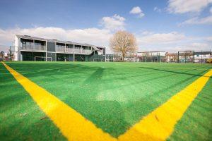 Artificial Sports Surfaces: Avenue Primary School MUGA