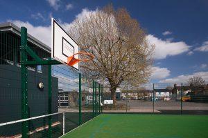 Artificial Sports Surfaces: Avenue Primary School - MUGA