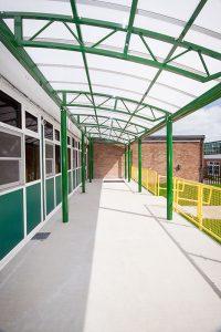 Fairhouse Primary School Canopy 3