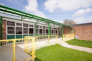 Fairhouse Primary School Canopy 4