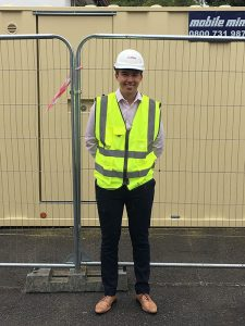 Michael Smith - Chartered Building Surveyor Degree Apprentice