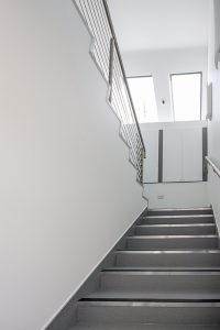 Facemed Cosmetic Surgery Stairwell Renovation