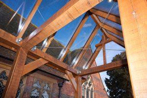 St. Luke's Church - Front Porch 4