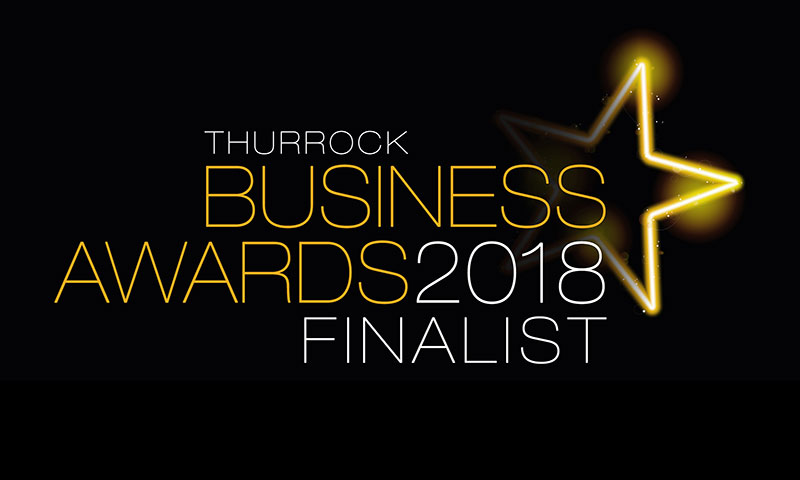 Munday + Cramer have been shortlisted for the 'Growing Business of the Year' award in the 2018 Thurrock Business Awards