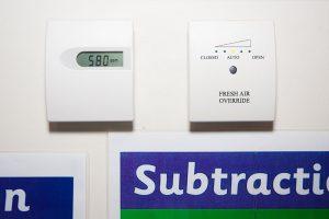 The Highway Primary School - Classroom heating controls